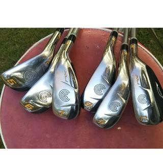 クリーブランドゴルフ(Cleveland Golf)の【送料無料】アイアンの苦手な方へクリーブランド ハイボアXL 5番~PW(クラブ)