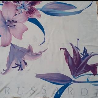 トラサルディ(Trussardi)のトラサルディ大判スカーフ(バンダナ/スカーフ)