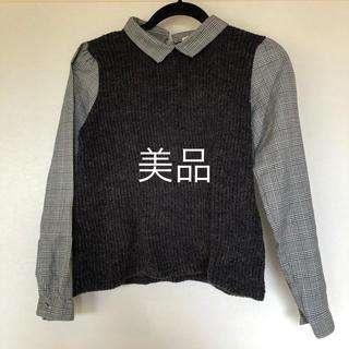 レトロガール(RETRO GIRL)の美品 レディース トップス(シャツ/ブラウス(半袖/袖なし))
