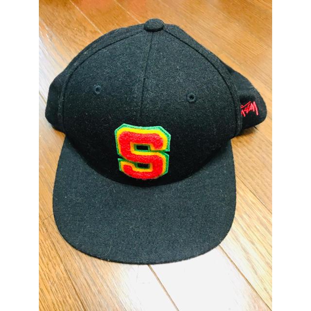 STUSSY(ステューシー)のキャップ レディースの帽子(キャップ)の商品写真