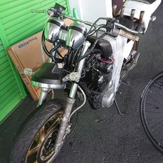 カワサキ - ZEPHYRχ レストア 不動車 部品取り バイク