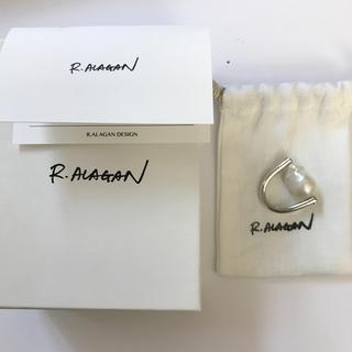 ロンハーマン(Ron Herman)のお値下げ!R.ALAGAN ララガン PEAL ring(リング(指輪))