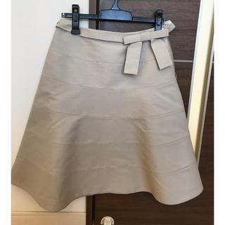 トゥービーシック(TO BE CHIC)のレディース スカート(ひざ丈スカート)
