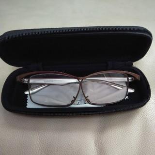 カナタ(KANATA)のメガネの上から掛けられる拡大鏡(サングラス/メガネ)