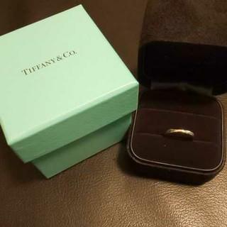 ティファニー(Tiffany & Co.)の【お値下げ!】ティファニー マリッジリング レディース 正規品(リング(指輪))