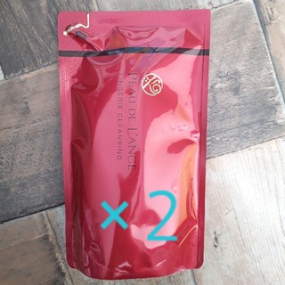 マルコ(MARUKO)の※なっつ様専用※MARUKO ランジェリークレンジング詰め替え2袋(洗剤/柔軟剤)