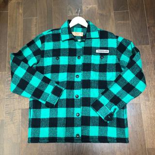 TENDERLOIN - キムタク私物テンダーロインバッファロージャケット緑黒