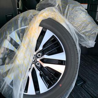 トヨタ - 新車外し30後期新型アルファードSCパッケージ純正18インチ4本セット