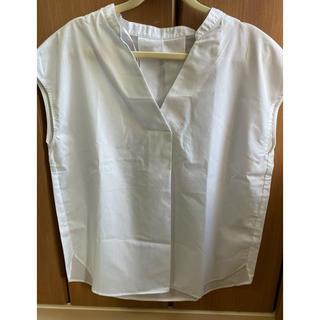 スキッパーシャツ(半袖) GU