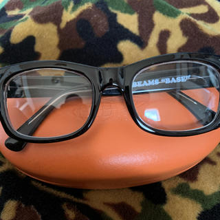 ビームス(BEAMS)のビームス伊達眼鏡(サングラス/メガネ)
