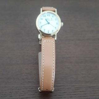 アニエスベー(agnes b.)のアニエスベー ソーラー腕時計(腕時計)