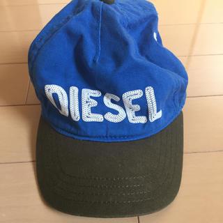 DIESEL - DIESEL キッズ キャップ