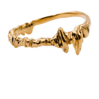 デミルクスビームス(Demi-Luxe BEAMS)のpluie アイセクル09 リング(リング(指輪))