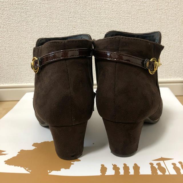 lafarfa shoes ラファーファシューズ ブーツ 幅ゆったり レディースの靴/シューズ(ブーツ)の商品写真