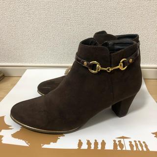 lafarfa shoes ラファーファシューズ ブーツ 幅ゆったり(ブーツ)