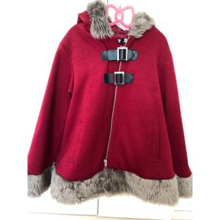 ジディー(ZIDDY)のZIDDY  真っ赤なコート  クリスマス(コート)