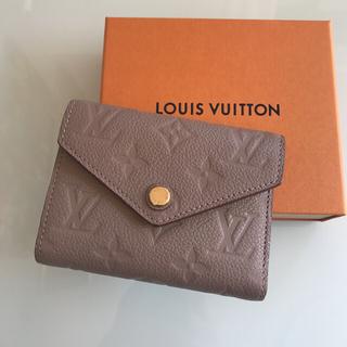ルイヴィトン(LOUIS VUITTON)のルイヴィトン ポルトフォイユヴィクトリーヌヴィゾン(財布)