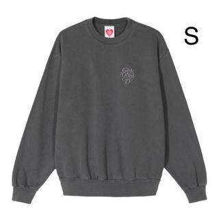 ジーディーシー(GDC)のS Girls Don't Cry Crewneck Sweatshirt(スウェット)