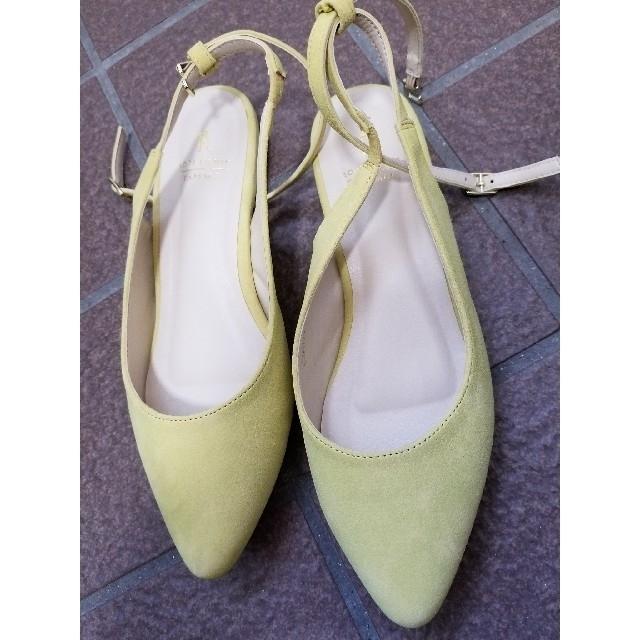 Rope' Picnic(ロペピクニック)のROPE PICNIC  PASSAGE パンプス レディースの靴/シューズ(ハイヒール/パンプス)の商品写真