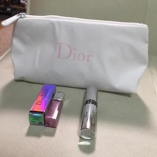 クリスチャンディオール(Christian Dior)のDIORポーチセット(ポーチ)