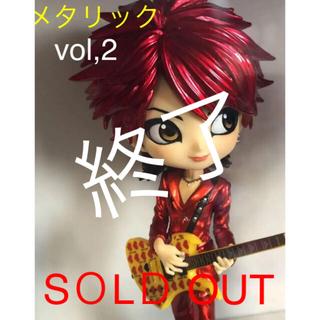 バンプレスト(BANPRESTO)のhide フィギュア vol.2 メタリック(ミュージシャン)