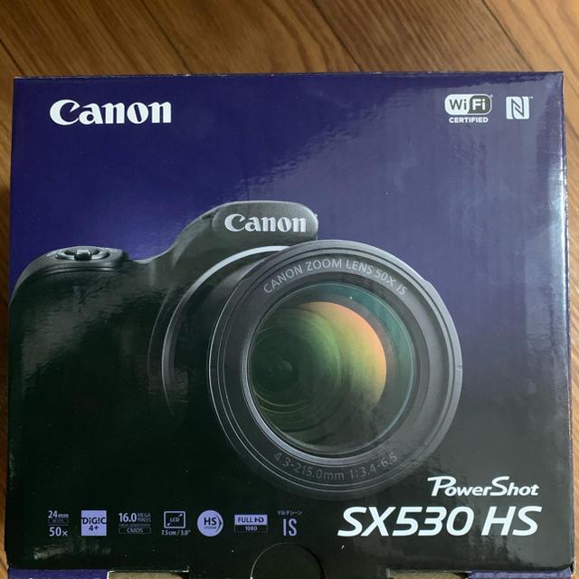 Canon(キヤノン)のCanon デジタルカメラ PowerShot SX530HS  スマホ/家電/カメラのカメラ(コンパクトデジタルカメラ)の商品写真