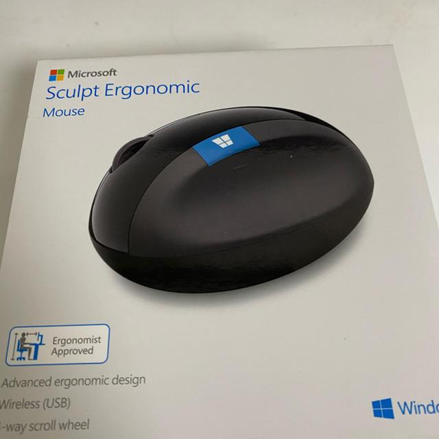 Microsoft(マイクロソフト)のマイクロソフト ワイヤレス マウス L6V-00013 スマホ/家電/カメラのPC/タブレット(PC周辺機器)の商品写真