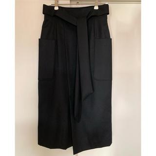 シップス(SHIPS)の極美品⭐️SHIPS ベルテッドタイトスカート(ロングスカート)