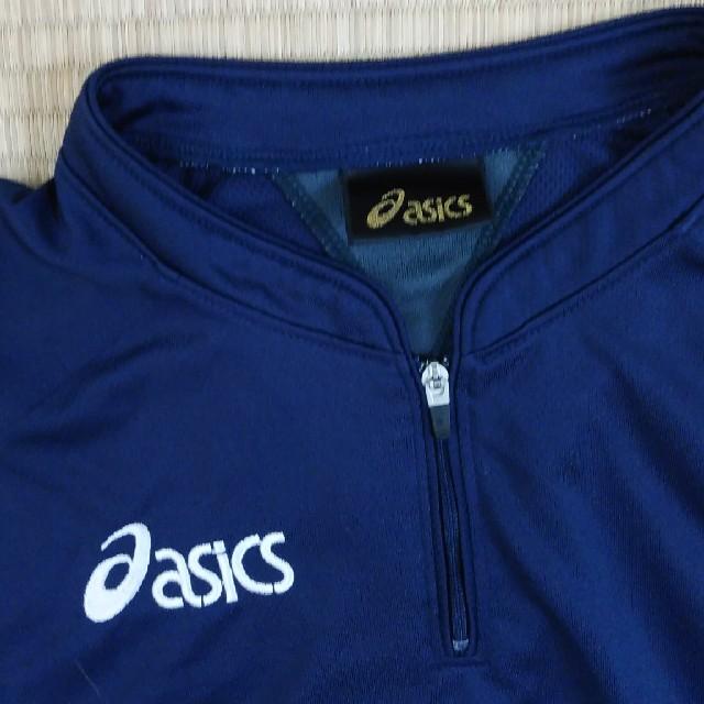 asics(アシックス)のバレー シャツ asics スポーツ/アウトドアのスポーツ/アウトドア その他(バレーボール)の商品写真
