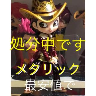 バンプレスト(BANPRESTO)のhide フィギュア vol.3 メタリック(ミュージシャン)