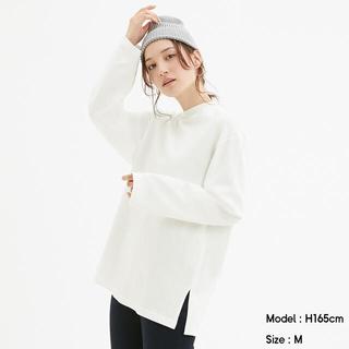 ジーユー(GU)の3枚セット(Tシャツ(長袖/七分))