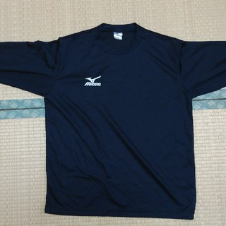 ミズノ(MIZUNO)のゲームシャツ mizuno メンズ 黒(シャツ)