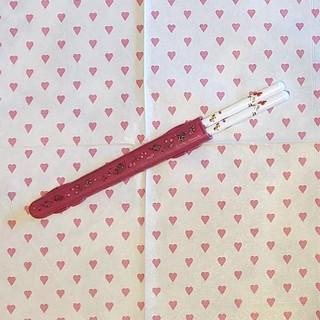 アフタヌーンティー(AfternoonTea)のマイ箸、ケース付き(カトラリー/箸)