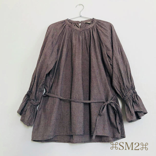 SM2 - 🍁サマンサモスモス 🍁ブラウス