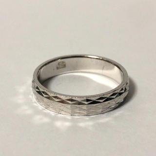 1606 シルバーリング  シンプルデザイン  12号 925(リング(指輪))