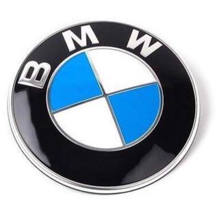 BMW - BMW純正部品 【 純正エンブレム 82mm 1個 ・ 純正グロメット 2個 】