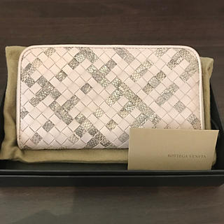 Bottega Veneta - 【美品】ボッテガヴェネタ 長財布