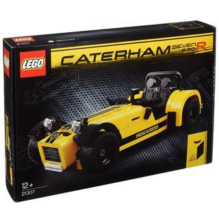 Lego - レゴ (LEGO) アイデア ケータハム セブン 620R 21307