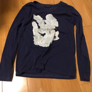 レイジブルー(RAGEBLUE)のRAGEBLUE レイジブルー ロンT 長袖 ネイビー 紺(Tシャツ/カットソー(七分/長袖))