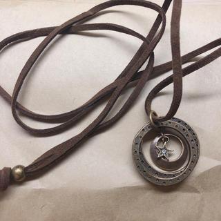 ミナペルホネン(mina perhonen)のネックレス brassyard shimone noue 北欧暮らしの道具店(ネックレス)