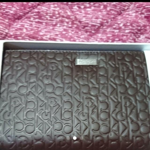 Calvin Klein(カルバンクライン)の新品 カルバン・クライン 長財布 メンズのファッション小物(長財布)の商品写真