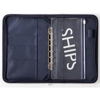 シップス(SHIPS)のモノマスター12月号増刊セブンネット限定シップスマルチケース(ポーチ)