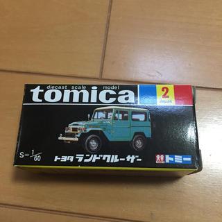 TOMMY - トミカ  ランドクルーザー