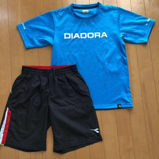 DIADORA - 150 ディアドラ 上下    テニス