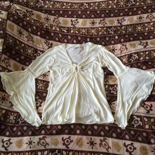 エルロデオ(EL RODEO)のエルロデオ☆七分袖カットソー2枚セット(Tシャツ(長袖/七分))