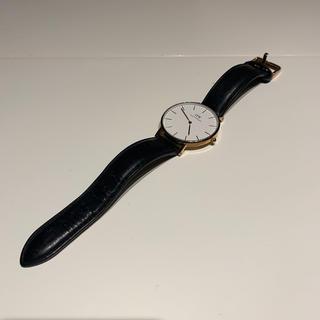 ダニエルウェリントン(Daniel Wellington)のDaniel welington ダニエル ウェリントン (腕時計(アナログ))
