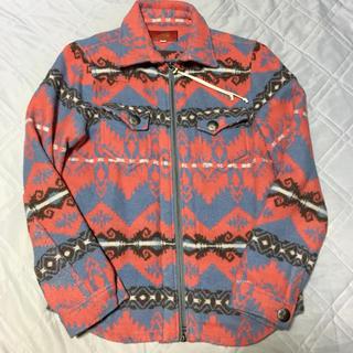 インディアン(Indian)のIndian CPOシャツ ネイティブ柄 M(シャツ)