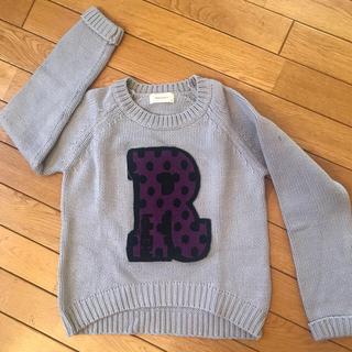 レピピアルマリオ(repipi armario)のレピピのちょっと短たけニットセーター  ❤️(ニット/セーター)