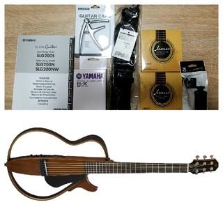 ヤマハ(ヤマハ)のカフェモカ様専用 YAMAHA/ヤマハ SLG200S サイレントギター (その他)