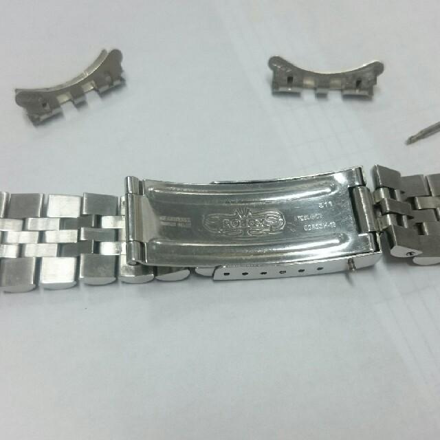 社外品 ブレス 補修用 ラグ20mm メンズの時計(金属ベルト)の商品写真